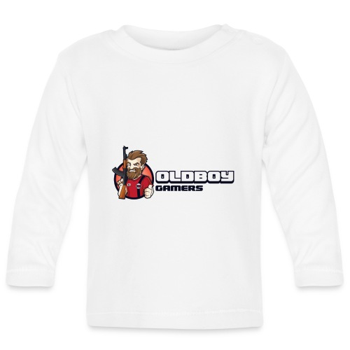 Oldboy Gamers Fanshirt - Langarmet baby-T-skjorte