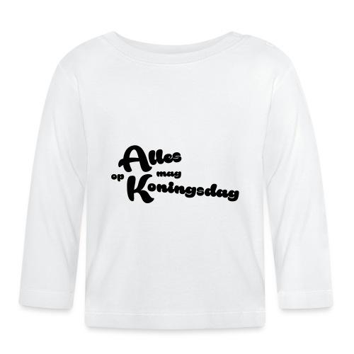 Alles mag op Koningsdag - T-shirt
