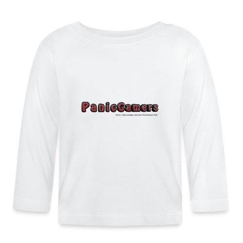 Maglia PanicGamers - Maglietta a manica lunga per bambini