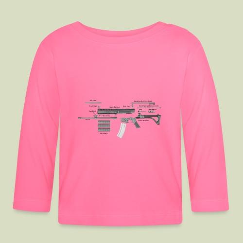 Robinson Armament XCR - Vauvan pitkähihainen paita