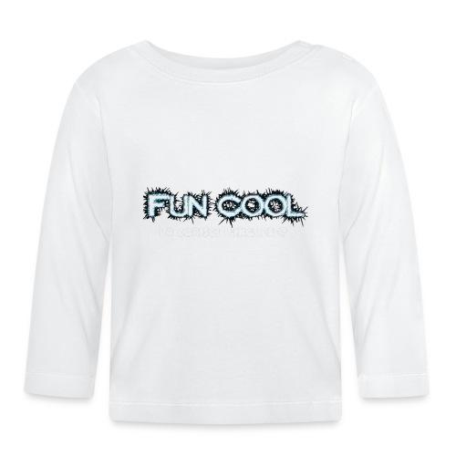 Capisci L'inglese Fun Cool - Maglietta a manica lunga per bambini