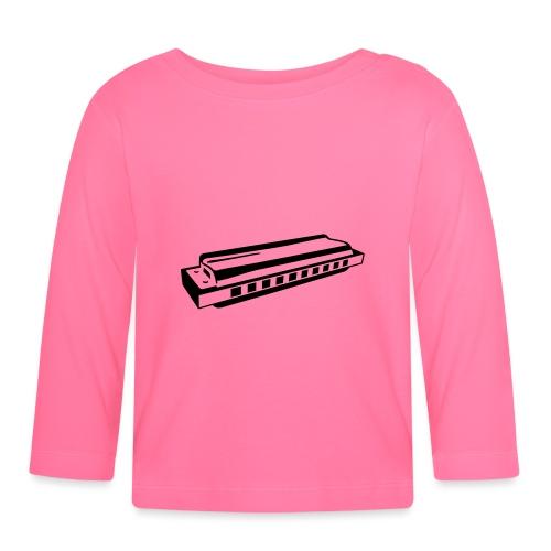 Harmonica - Baby Long Sleeve T-Shirt