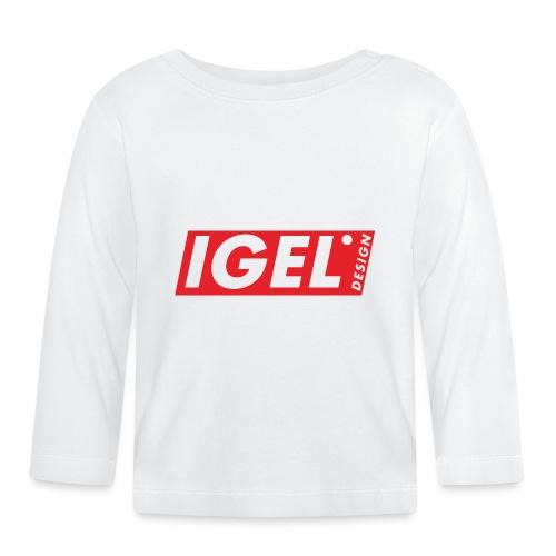 IGEL Design - Baby Langarmshirt