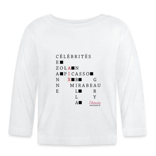 ZOLA PICASSO CEZANNE - T-shirt manches longues Bébé