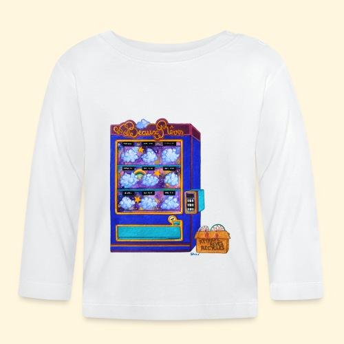 Distributeur de Beaux Rêves - T-shirt manches longues Bébé