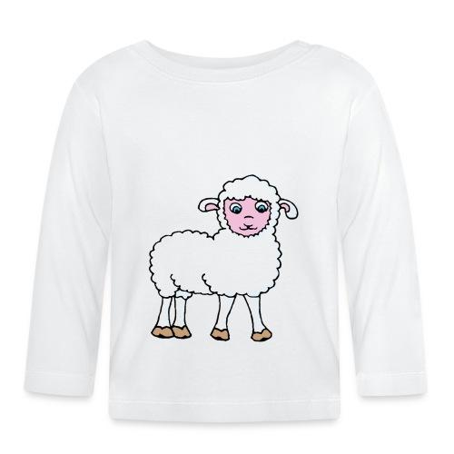 Minos le petit agneau - T-shirt manches longues Bébé