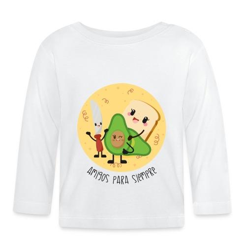 Amigos para siempre 2 - Camiseta manga larga bebé