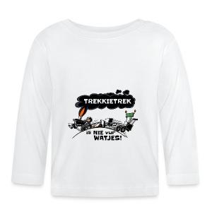 Trekkietrek is Nie vur WATJES - T-shirt
