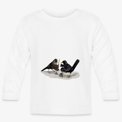 Blackbirds Gardeners - Baby Long Sleeve T-Shirt