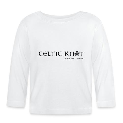 Celtic knot - Maglietta a manica lunga per bambini