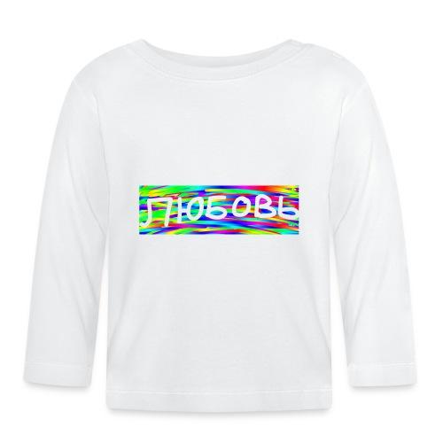 Ljubov värikäs - Vauvan pitkähihainen paita