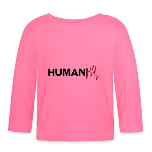humanimal - T-shirt manches longues Bébé
