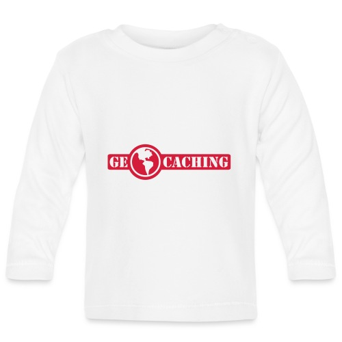 Geocaching - 1color - 2011 - Baby Langarmshirt