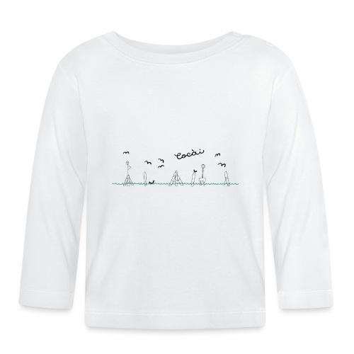 Cocai in Laguna di Venezia - Maglietta a manica lunga per bambini