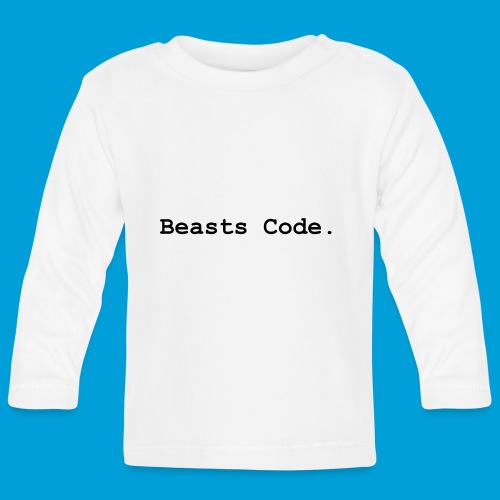 Beasts Code. - Baby Long Sleeve T-Shirt
