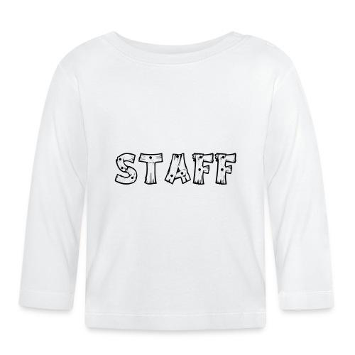 STAFF - Maglietta a manica lunga per bambini