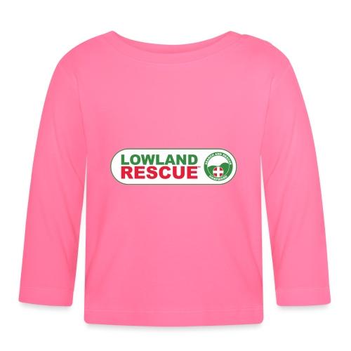 HANTSAR lozenge - Baby Long Sleeve T-Shirt