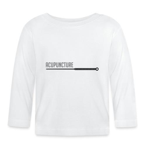Acupuncture aiguille - T-shirt manches longues Bébé