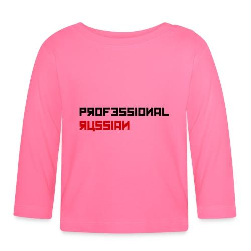 Professional Russian small - Black type - T-shirt