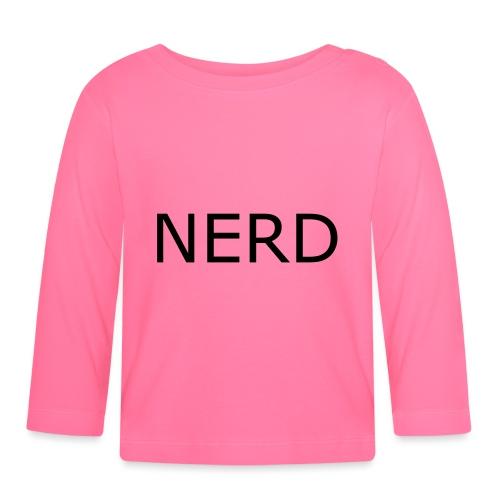 NERD - T-shirt manches longues Bébé