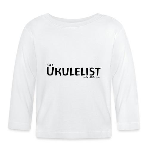 Ukulelist - Baby Long Sleeve T-Shirt