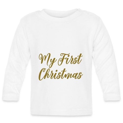 First christmas - T-shirt
