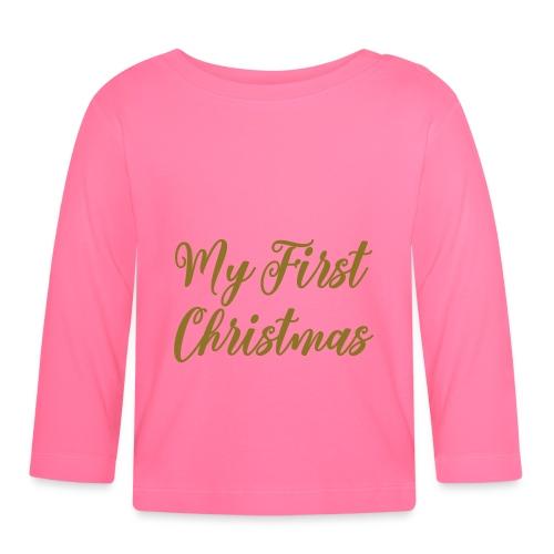 First christmas - T-shirt