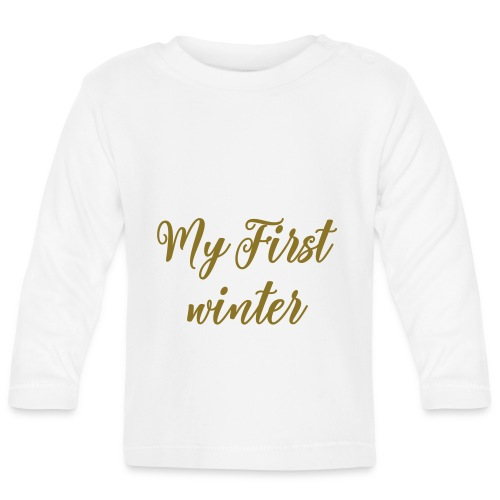 First Winter - T-shirt