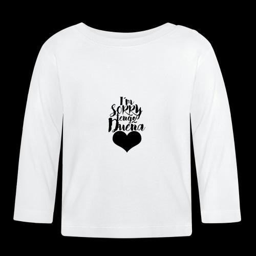 TENGO DUEN A 2 - Camiseta manga larga bebé