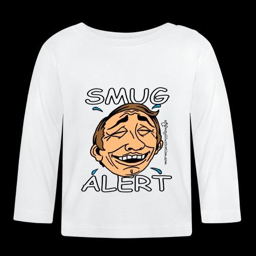 Smug Stan - Baby Long Sleeve T-Shirt