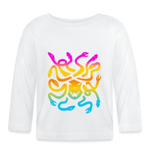 Medusa head - Långärmad T-shirt baby