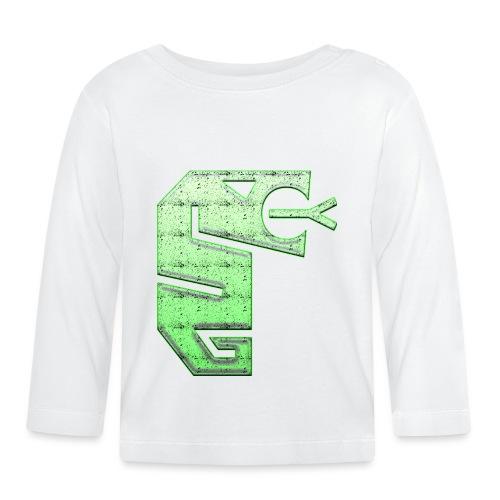 Snake totem - Långärmad T-shirt baby