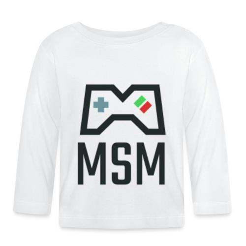 MSM GAMING CONTROLLER - Langærmet babyshirt