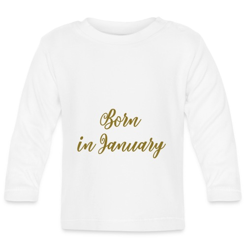 Born in - T-shirt