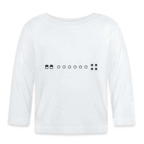 marshall ampli - T-shirt manches longues Bébé