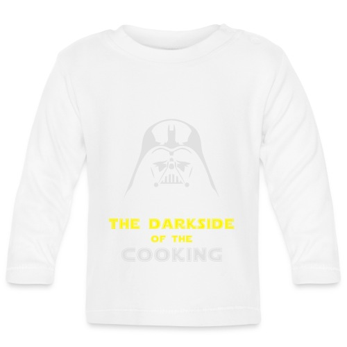 The darkside of the cooking - T-shirt manches longues Bébé
