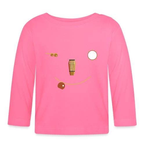 Bateria Alegra - Baby Long Sleeve T-Shirt