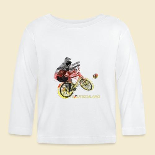 Radball | Deutschland - Baby Langarmshirt