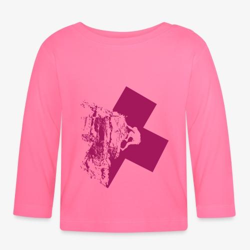 Climbing away - Baby Long Sleeve T-Shirt