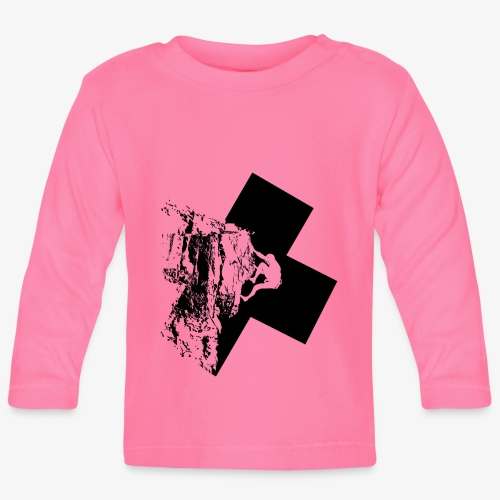 Escalada en roca - Baby Long Sleeve T-Shirt
