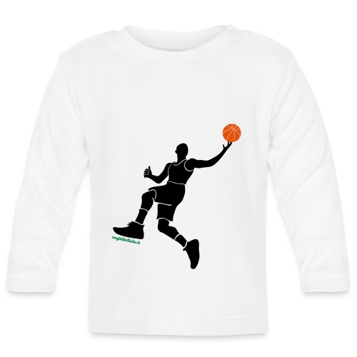 slamdunk_ball - Maglietta a manica lunga per bambini