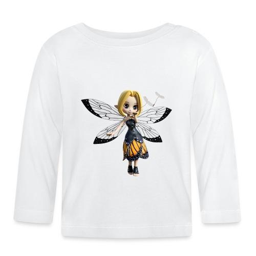 Falterchen - Fairy - Baby Langarmshirt