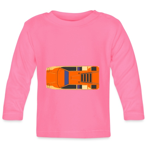 countach - Baby Long Sleeve T-Shirt