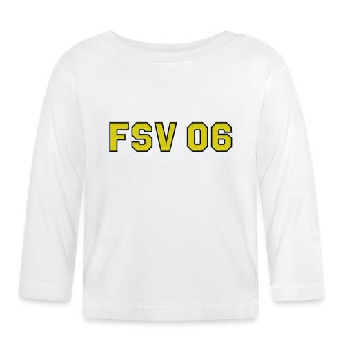 Hildburghausen - FSV 06 Stick-Optik - Baby Langarmshirt