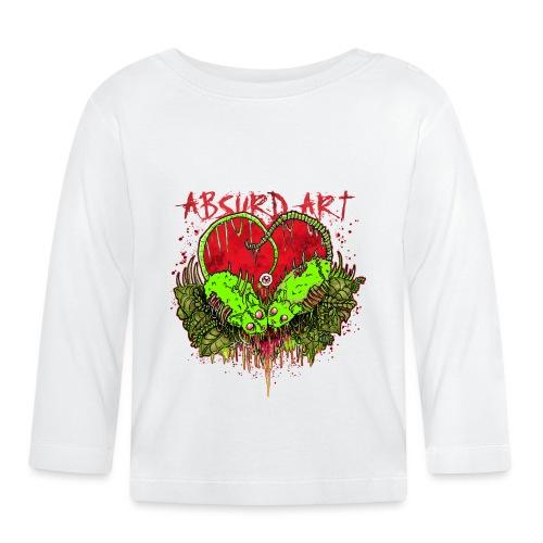 Rotten, von Absurd ART - Baby Langarmshirt