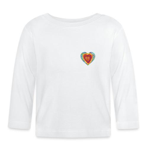 Foxy Heart - Baby Long Sleeve T-Shirt