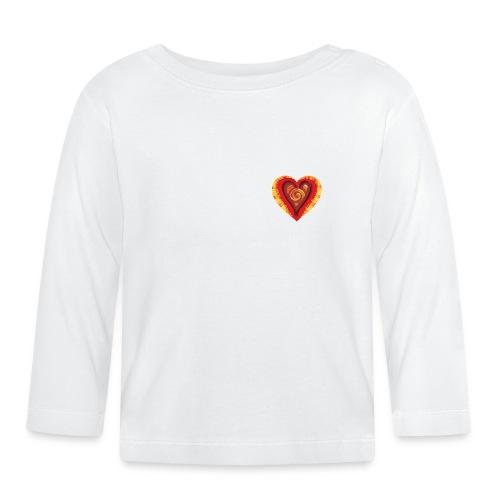 Chocolat love - Baby Long Sleeve T-Shirt