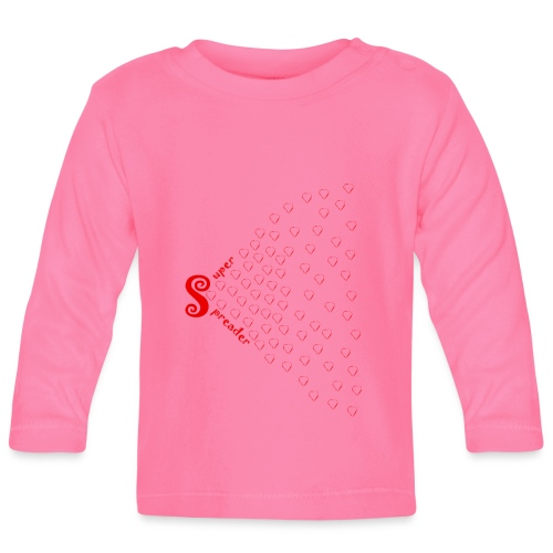 Super Spreader Love 20.1 - Baby Langarmshirt