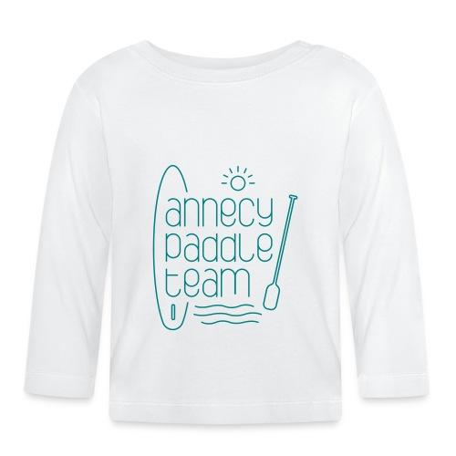 Annecy sup paddle team - T-shirt manches longues Bébé
