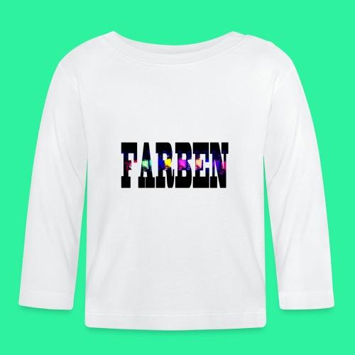 FARBEN - Baby Langarmshirt